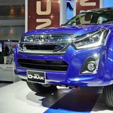 รถใหม่ Isuzu ในงาน Motor Expo 2017