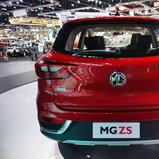 MG ZS 2018