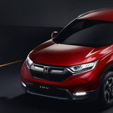 Honda CR-V 2018 EU Spec