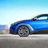 Toyota C-HR US Spec