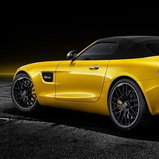 Mercedes-AMG GT S Roadster 2018