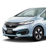 Honda Fit Comfort Edition 2018