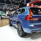 รถใหม่ Volvo - Motor Show 2018