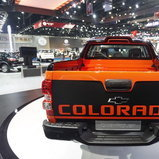 Chevrolet Colorado High Country Storm 2018