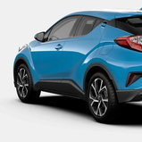 Toyota C-HR Design 2018