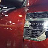 Ford Everest 2018 ไมเนอร์เชนจ์