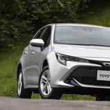 Toyota Corolla Hatchback 2018 JDM Spec