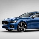 Volvo V90 T8 R-Design 2018