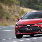 Toyota Corolla Hatch 2018