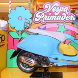 Vespa Primavera 50th Anniversary Edition 2018