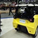 บูธรถ FOMM ในงาน Motor Expo 2018