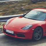 Porsche 718 Boxster T/Cayman T 2019