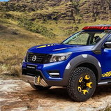 Nissan Frontier Sentinel Concept 2019