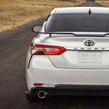 Toyota Camry TRD 2019