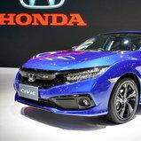 บูธรถ HONDA ในงาน Motor Expo 2018