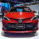 Toyota Vios 2017 ไมเนอร์เชนจ์