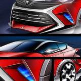 Toyota C-HR Sonic Emotion