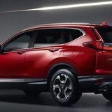 Honda CR-V 2018 EU Spec