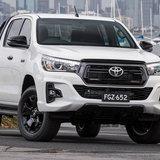 Toyota Hilux Rogue, Rugged, Rugged X