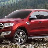 Ford Everest โฉมปัจจุบัน
