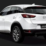 Mazda CX-3 Exclusive Mods 2018