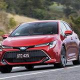 Toyota Corolla AU Spec