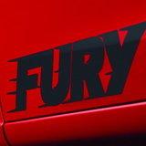 Isuzu D-Max Fury 2019