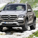 Mercedes-Benz GLE 2019