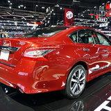 บูธรถ NISSAN ในงาน Motor Expo 2018