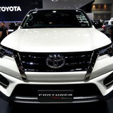 Toyota Fortuner TRD Sportivo 2019