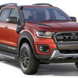Ford Ranger Storm 2019