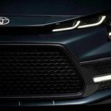 Toyota Corolla Altis 2019 Teaser