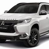 Mitsubishi Pajero Sport Elite Edition 2019