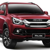 Isuzu MU-X The ONYX 2019