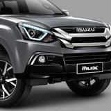 Isuzu MU-X 2019