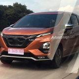 Nissan Livina 2019 Leaked/Credit: Autonetmagz.com