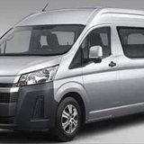 All-new Toyota Hiace 2019