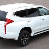 Mitsubishi Shogun Sport Commercial 2019