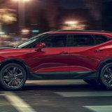 Chevrolet Blazer 2019 US Spec