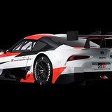 GR Supra Super GT Concept 2019