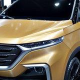 รถใหม่ Chevrolet ในงาน Motor Show 2019