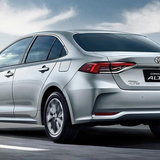 All-new Toyota Altis 2019