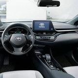 Toyota C-HR EV 2019
