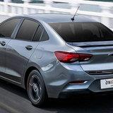 All-new Chevrolet Onix Redline 2019