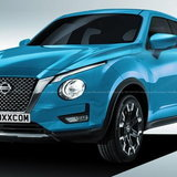 Nissan Juke 2020/Credit: Behance - Aksyonov Nikita
