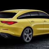 Mercedes-Benz CLA Shooting Brake 2019