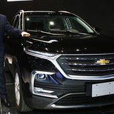 All-new Chevrolet Captiva 2019