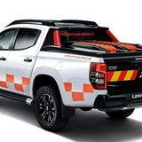 Mitsubishi Triton Mountain Rescue
