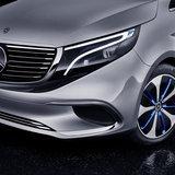 Mercedes-Benz Concept EQV 2019