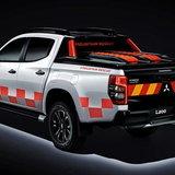 Mitsubishi Triton Mountain Rescue 2019